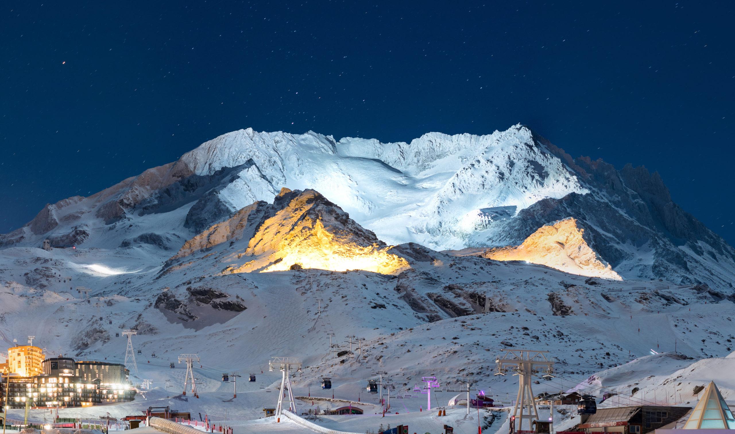 Peclet nuit - Les 3 Vallées