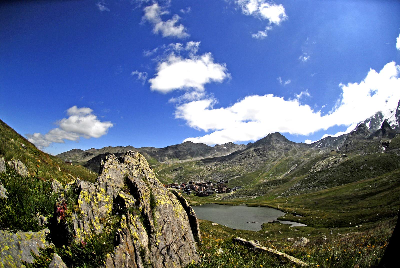 Randonnées d'été - Les 3 Vallées
