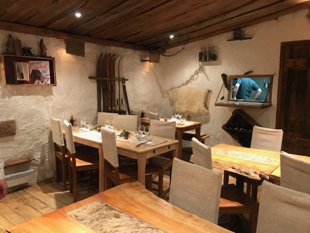 """Restaurant savoyard """"Le Montagnard"""" à Saint Martin de Belleville"""